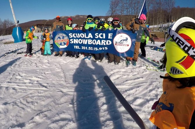 Ski and Snowboard School - Group Courses and Private Lessons - Snowshoeing