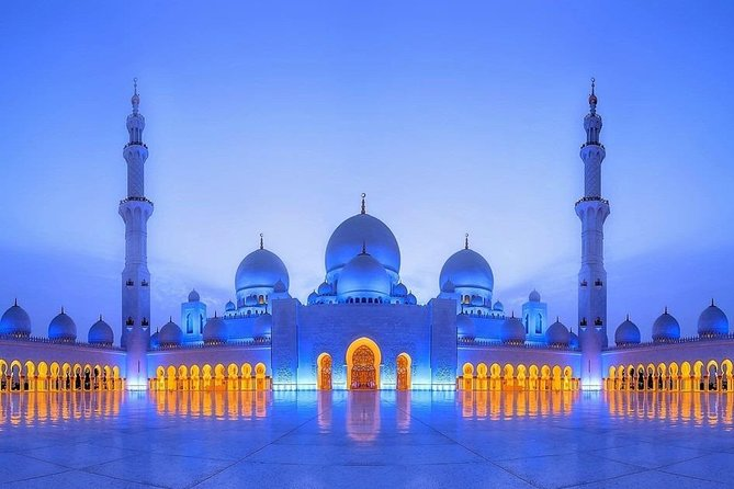Private Abu Dhabi City Tour