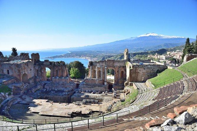 Top Experience on Etna and Taormina