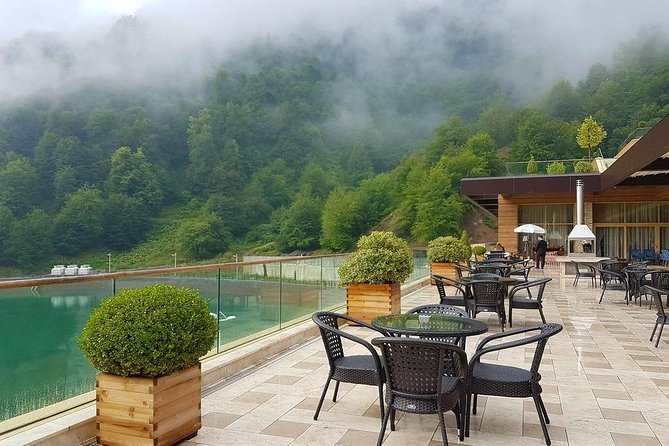 Gabala (Gebele) Tufandag Mountain Resort Group Tour