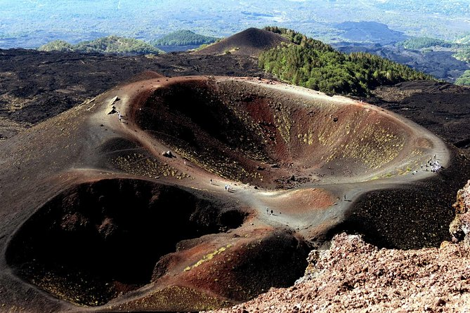 Top experience on the Etna volcano