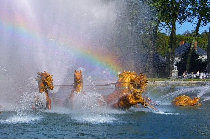 Exclusive Versailles LGBT Private Tour