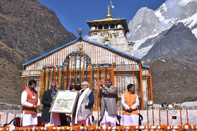 Do Dham Kedarnath, Badrinath Yatra Package from Haridwar
