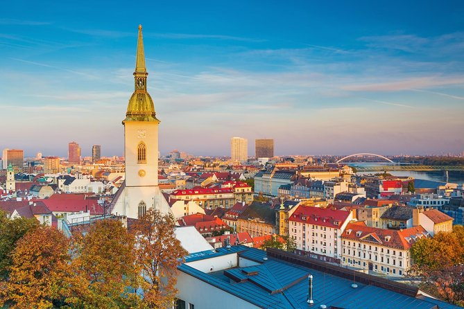 Discover Bratislava on a Day Trip from Vienna