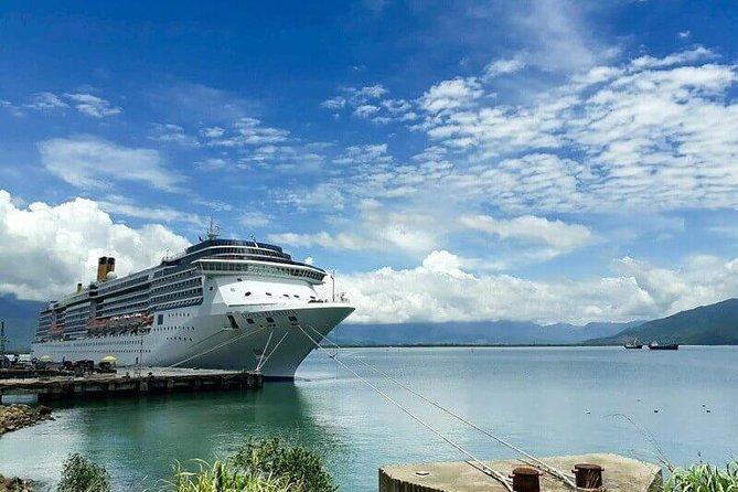 Shore Excursions: Chan May & Tien sa Ports -Full days Golden Bridge Ba Na hills