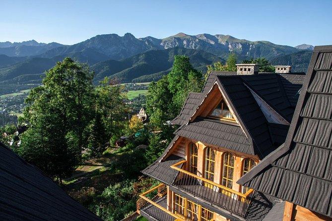 Zakopane and Tatra Mountains, group tour from Krakow