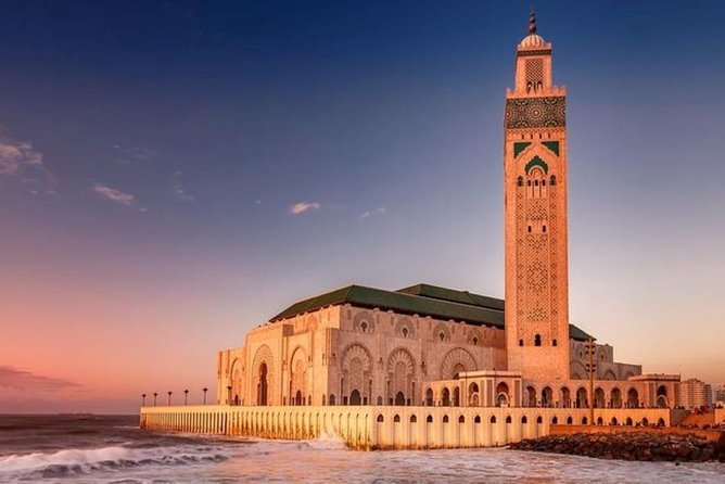 Fez to Casablanca : Private transfer with Casablanca City Tour