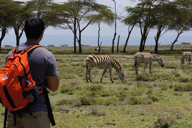 Full-Day Guided Tour to Crescent Island from Nairobi