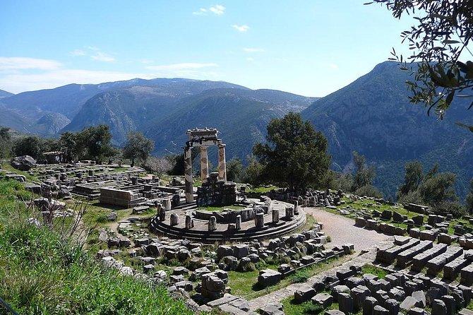 Private Delphi Day Tour