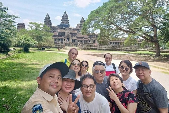 Sunrise Tour of Angkor Wat from Siem Reap-Join-in Tour photo 19