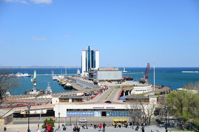 Sightseeing Walking Tour in Odessa