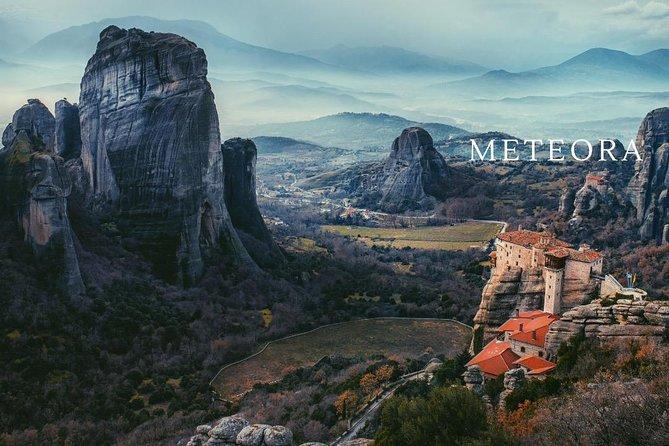 Private Meteora Full Day Tour