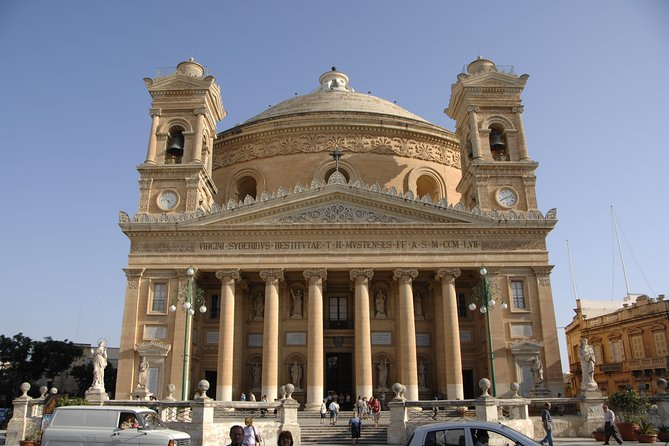 Full-Day Mosta, Mdina, and Rabat Tour from Valletta