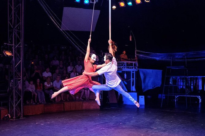 The Cambodia Circus, Phare At 19:00 PM photo 4