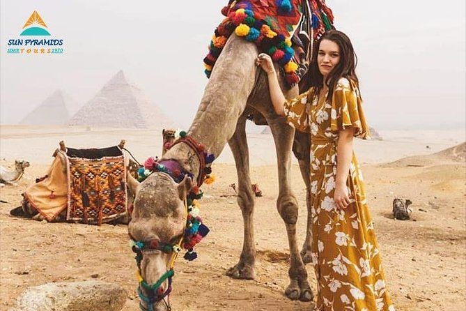 Day Tour To Giza Pyramids With Camel Ride And Egyptian Museum In Cairo photo 7
