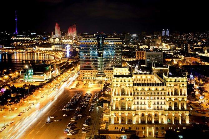5 Days Tour Modern & Ancient Azerbaijan