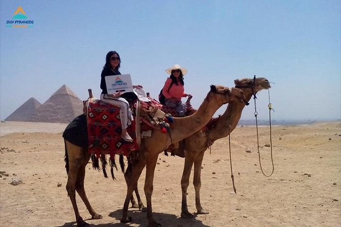 Day Tour To Giza Pyramids With Camel Ride And Egyptian Museum In Cairo photo 8