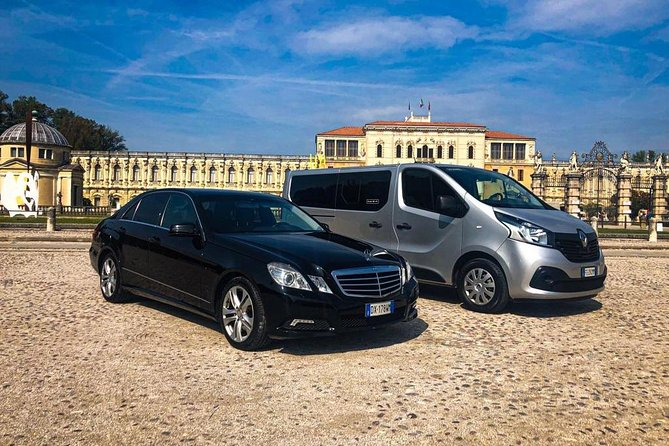 Fiumicino Airport Rome (FCO) - Rome / Reliable Private Van Transfer