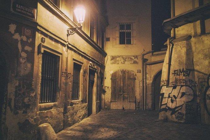 Scary Prague Walking Tour