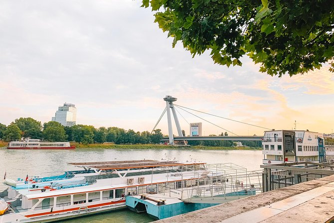 Discovery Walk in Bratislava: an alternative route of the best hipster hangouts