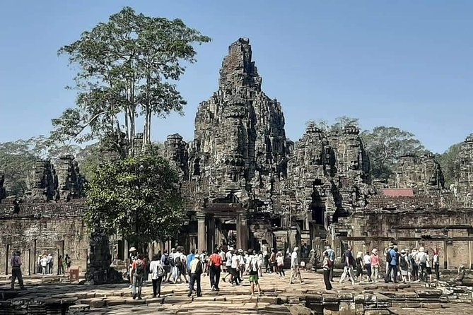 Sunrise Tour of Angkor Wat from Siem Reap-Join-in Tour photo 14