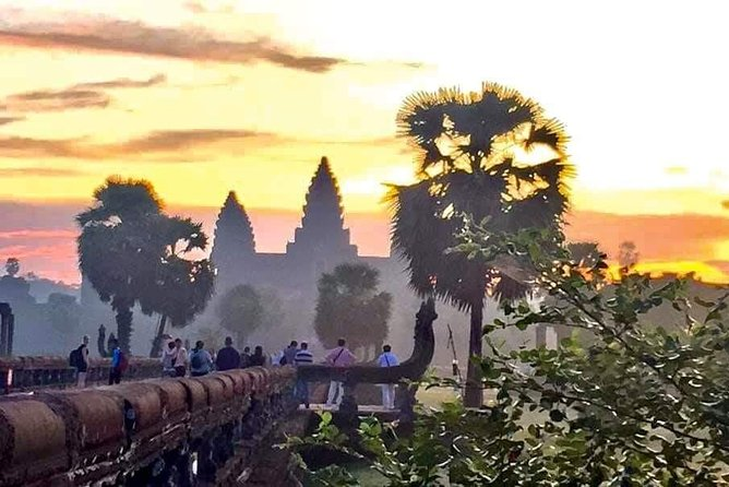 Sunrise Tour of Angkor Wat from Siem Reap-Join-in Tour photo 4