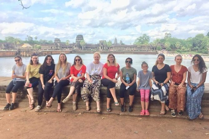 Sunrise Tour of Angkor Wat from Siem Reap-Join-in Tour photo 1
