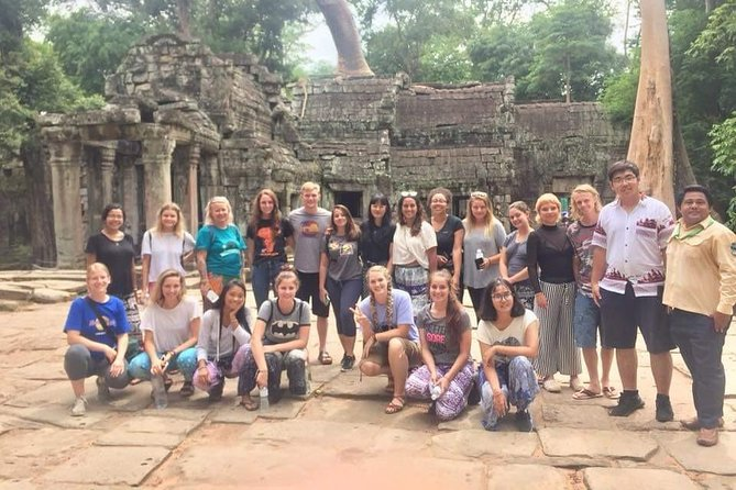 Sunrise Tour of Angkor Wat from Siem Reap-Join-in Tour photo 3
