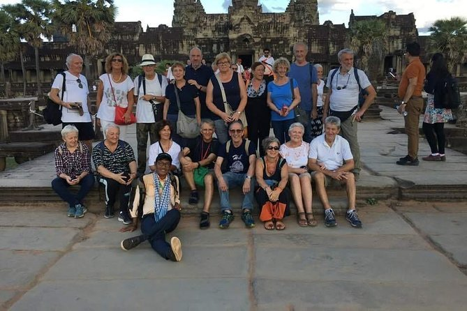 Sunrise Tour of Angkor Wat from Siem Reap-Join-in Tour photo 17