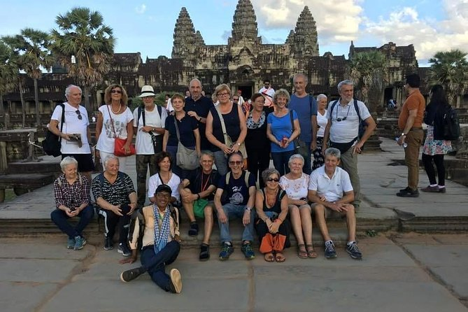 Sunrise Tour of Angkor Wat from Siem Reap-Join-in Tour photo 8