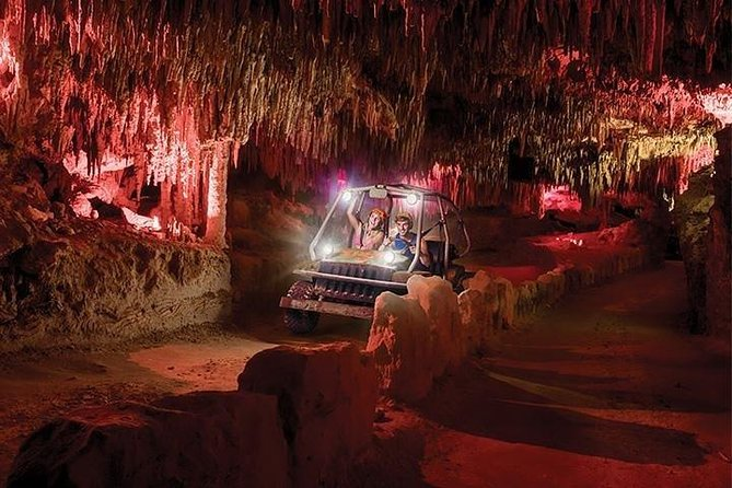 Exciting Tour Xplor Fuego from Cancun