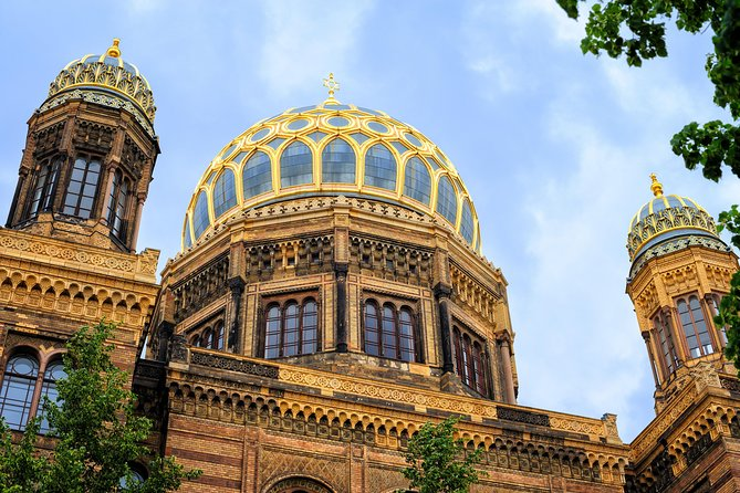 Jewish Heritage in Berlin: 3-hour Private Walking Tour