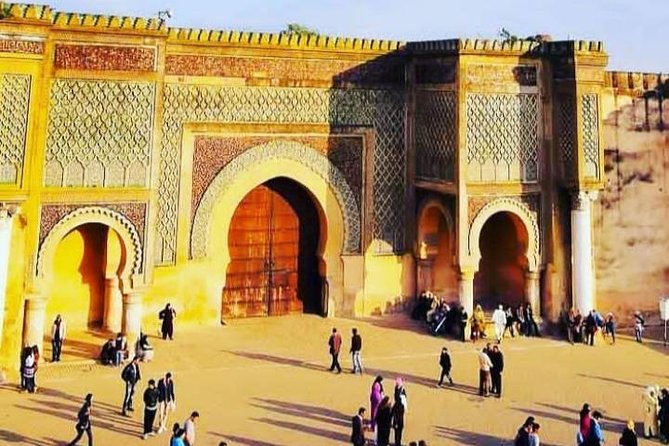 Amazing trip from Fes-Volubilis, Moulay Idriss, Meknes day trip