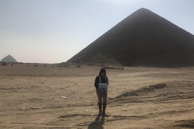 Full-Day Tour from Cairo: Giza Pyramids, Sphinx, Memphis, and Saqqara