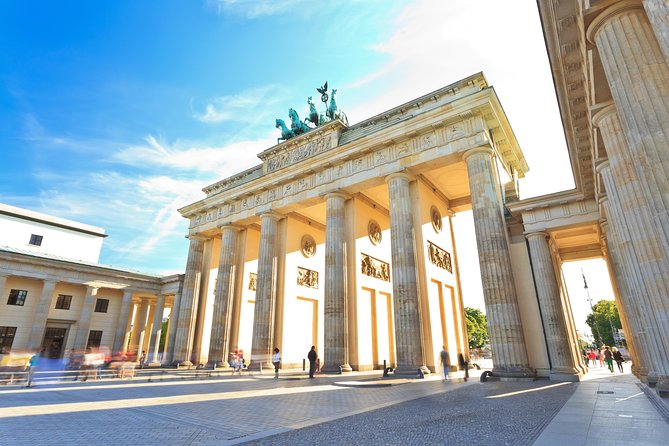 All-in-One Berlin Shore Excursion for Wheelchair Users from Warnemünde/Rostock