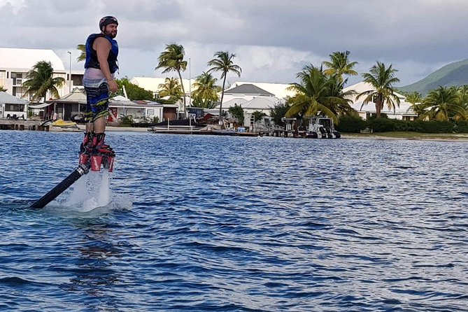 Private Flyboarding Activity in St. Martin