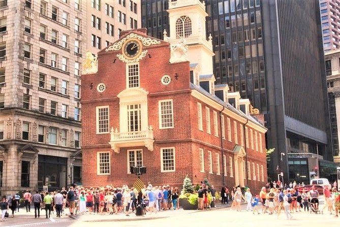 Freedom Trail Guided Photography Walking Tour in Boston (Small Group)
