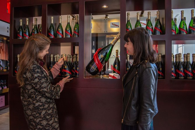 A taste of France's Champagne Region with Mumm: Small-group day trip
