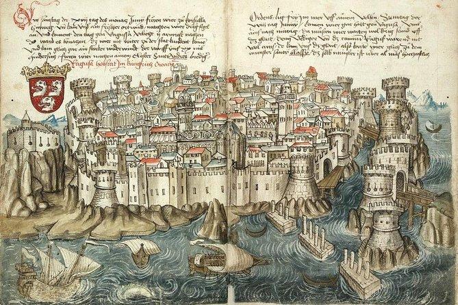 Ottoman affairs tour Dubrovnik