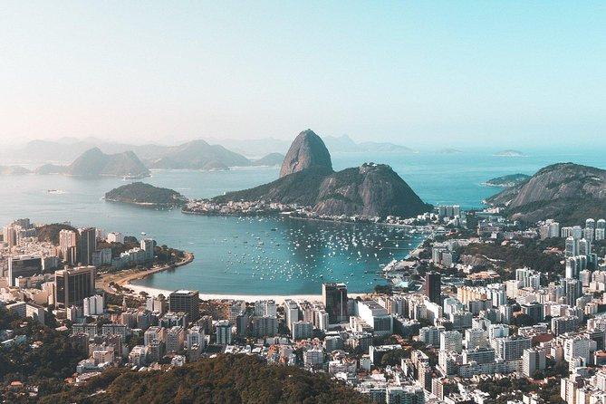 Rio de Janeiro: Half Day Historic & Cultural Rio with Museu do Amanhã