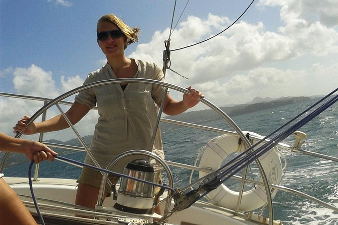 Hands on Sailing Tour in Rodney Bay St Lucia