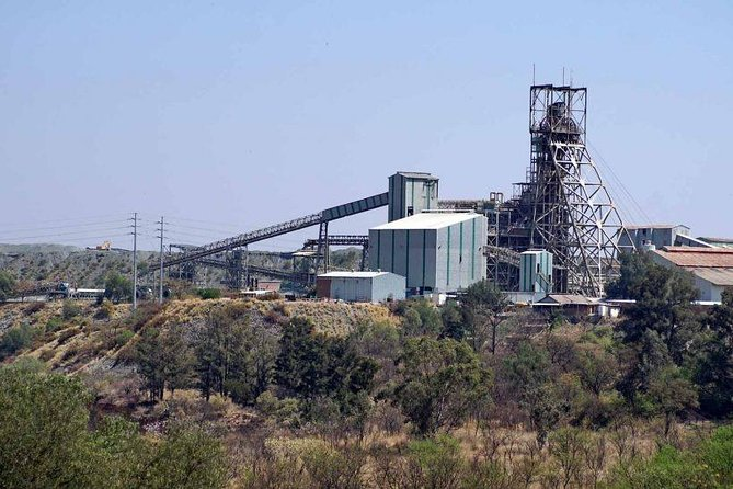 Cullinan Mines where the biggest diamond was extracted