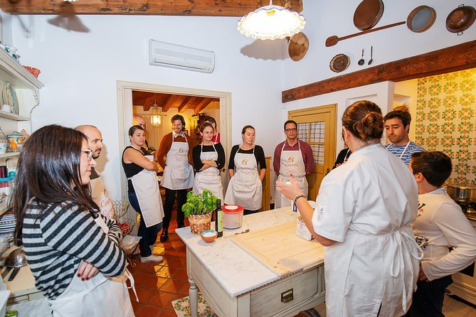 Name your recipe: food market tour and workshop with a Cesarina in Modena