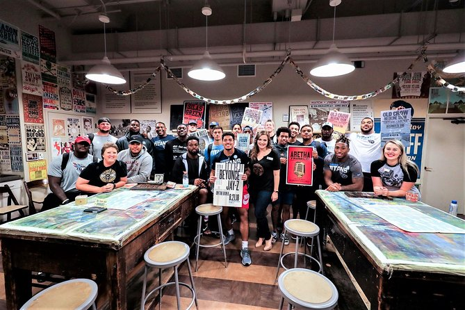 Hatch Show Print Guided Studio Tour with Souvenir Poster photo 2