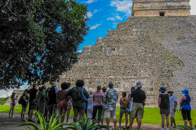 Chichen Itza Plus with Cenote and Valladolid City from Playa del Carmen photo 7