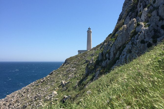 Excursion: the Path of Capo d'Otranto and the Lighthouse of Palascia