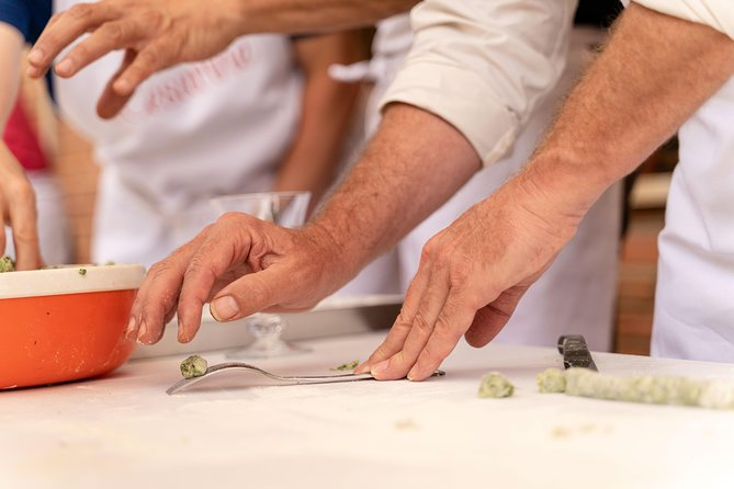 Private cooking class at a Cesarina's home with tasting in Bergamo