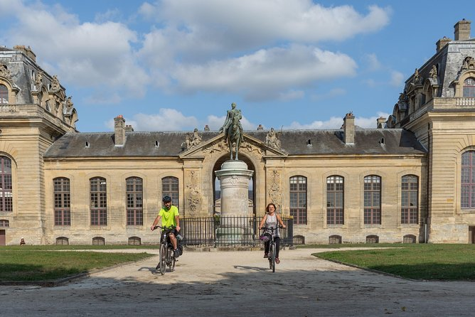 Chantilly by bike or Chantilly with electric bike photo 3