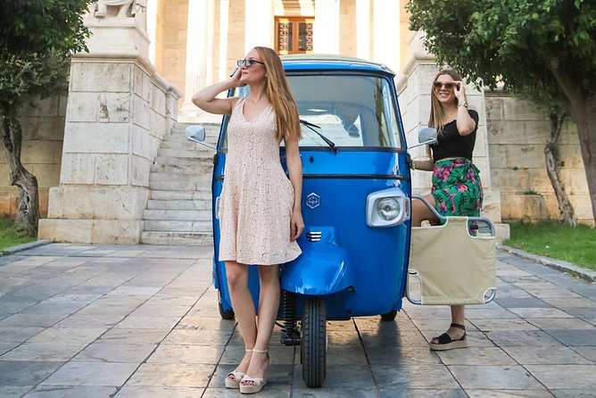 "Tuk Tuk in Kypseli, a ""beehive"" in the middle of Athens!! photo 3"