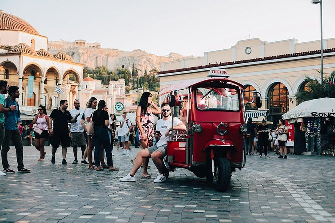 "Tuk Tuk in Kypseli, a ""beehive"" in the middle of Athens!! photo 2"